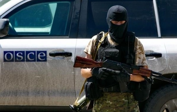 Боевики заблокировали передвижение представителей СММ ОБСЕ