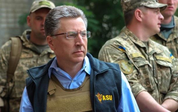 Волкер закликає подовжити закон про статус Донбасу