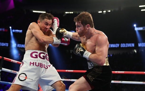 Альварес победил Головкина в реванше