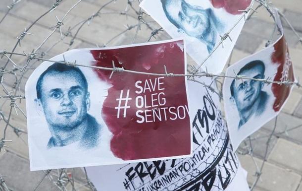 В Париже голодают в поддержку Сенцова