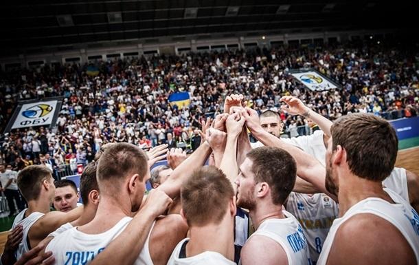 Збірна України з баскетболу вирушила в Чорногорію