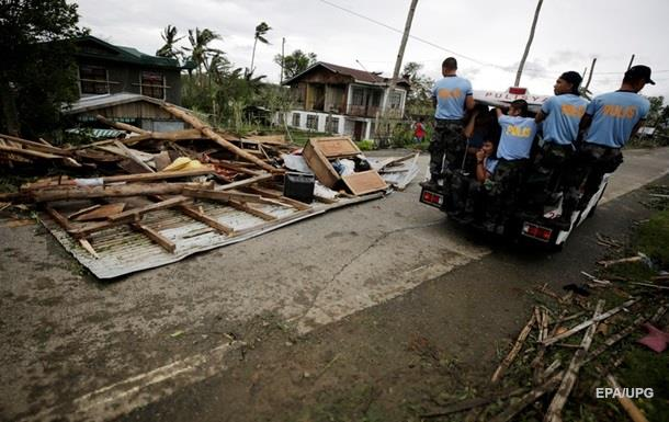 На Філіппінах тайфун спричинив обвал у шахті: 30 загиблих