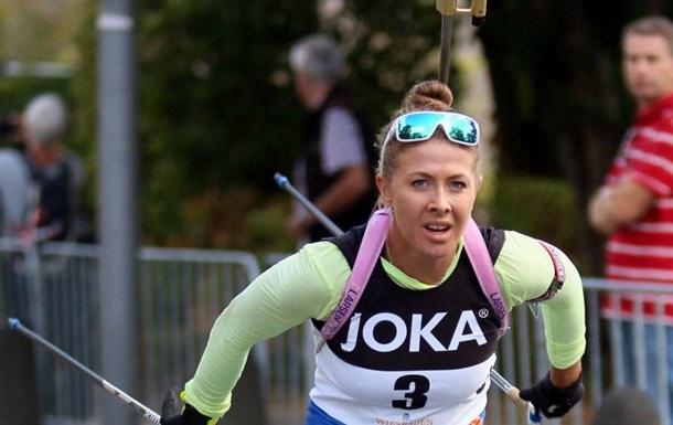 Джима виграла дві гонки на чемпіонаті Словенії з літнього біатлону