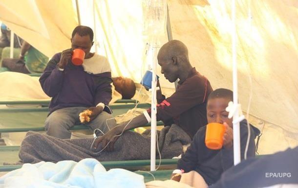 У Зімбабве від холери померли десятки людей