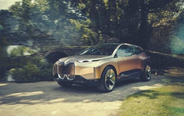 BMW показала концепт безпілотного авто iNEXT