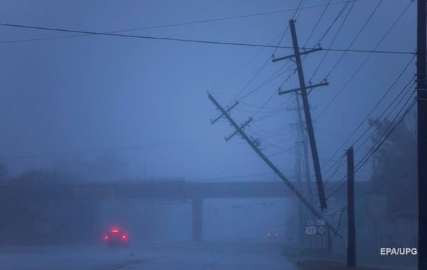 У США зростає кількість жертв урагану Флоренс