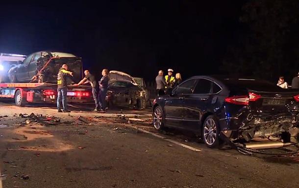У Польщі зіткнулися 16 авто, є жертва