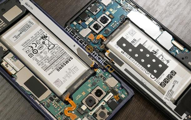 Galaxy Note 9 воспламенился в женской сумочке