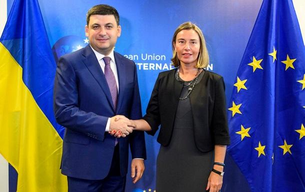 Названа дата засідання Ради асоціації Україна-ЄС