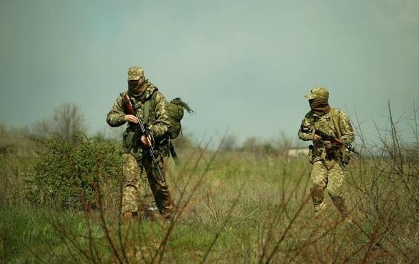 На Донбасі за день п ять обстрілів