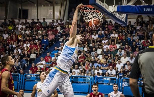 Данк Леня в грі з Чорногорією - серед топ-5 моментів дня відбору до ЧС-2019