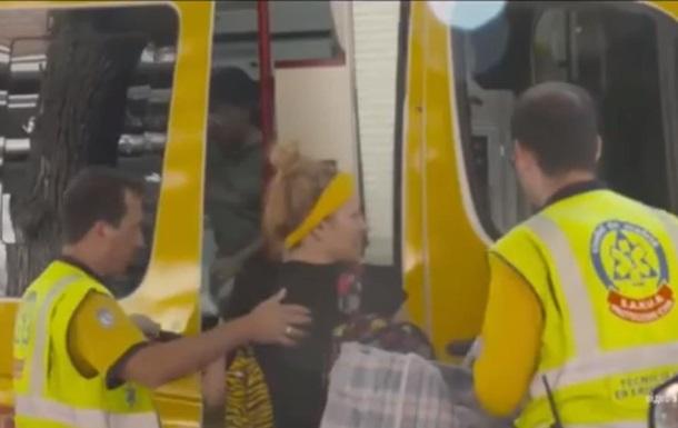 У Мадриді у вагоні метро вибухнув ноутбук