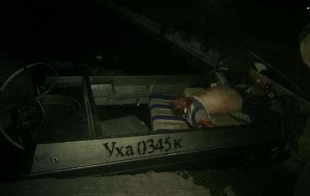 У Херсоні українець на човні протаранив російський танкер