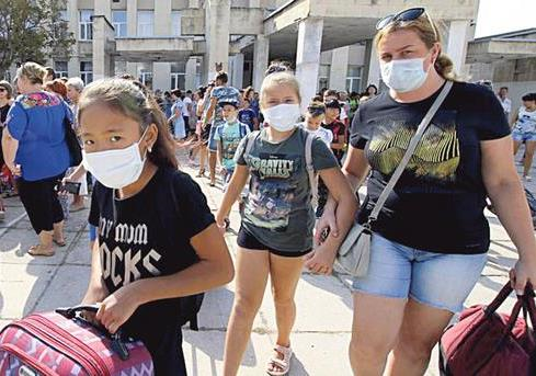 Кто виноват в экологической катастрофе в Армянске. Видеосоцопрос в Киеве