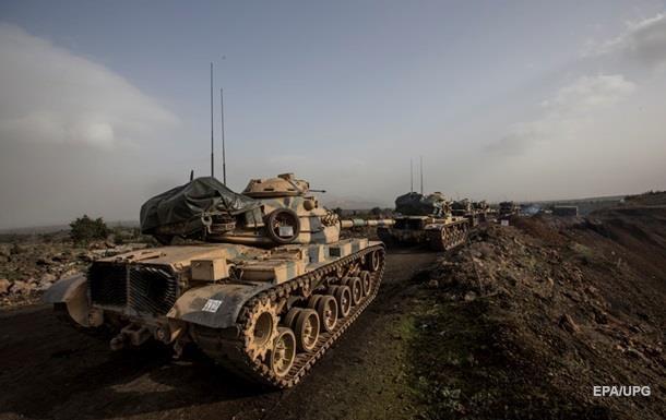 Туреччина збільшує військовий контингент в Ідлібі