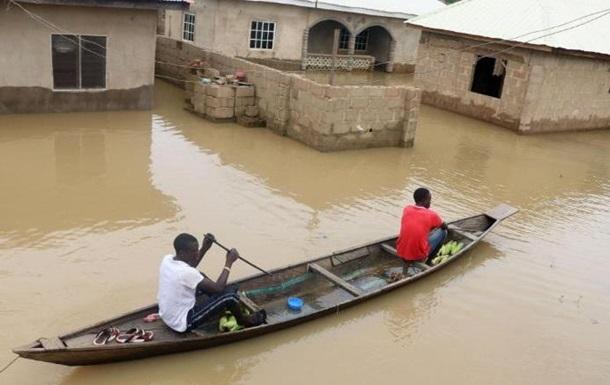 Повінь у Нігерії: в країні оголосили національну катастрофу