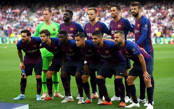 У наступному сезоні Барселона зіграє в картатій формі
