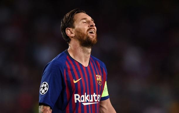 Мессі забив перший гол у новій Лізі чемпіонів