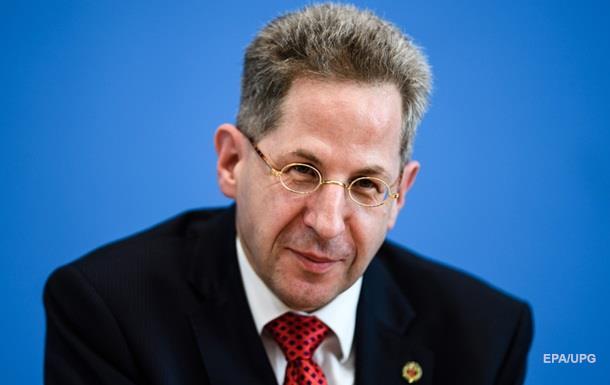 Глава контррозвідки ФРН залишить свою посаду через скандал