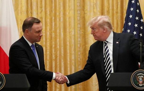 США розглядають можливість розміщення військових у Польщі