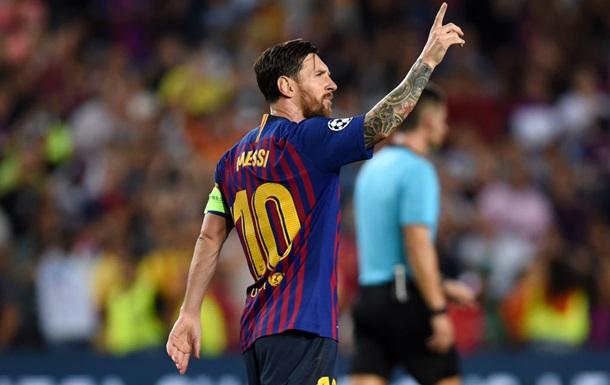 Месси вышел на первое место по количеству хет-триков в Лиге чемпионов