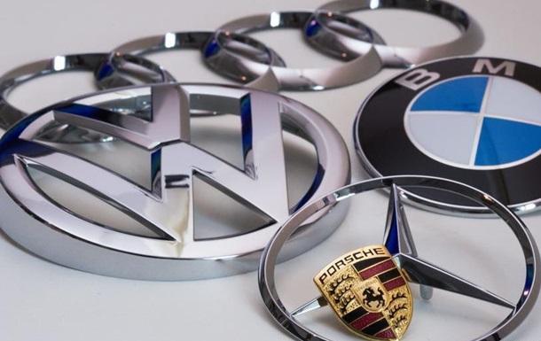 ЄС розширив розслідування змови німецьких автогігантів BMW, VW і Daimler