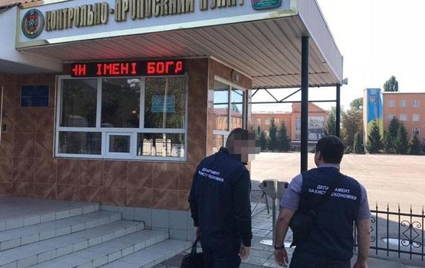 В пограничной академии разоблачили схему  откатов , задержан чиновник