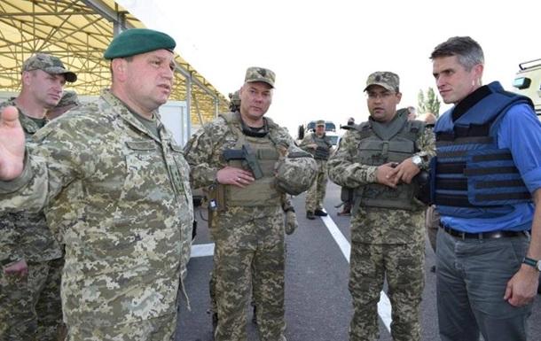 На Донбас приїхав міністр оборони Великобританії