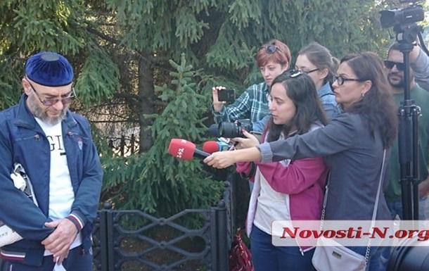 В Николаеве освободили чеченца, арестованного по требованию РФ