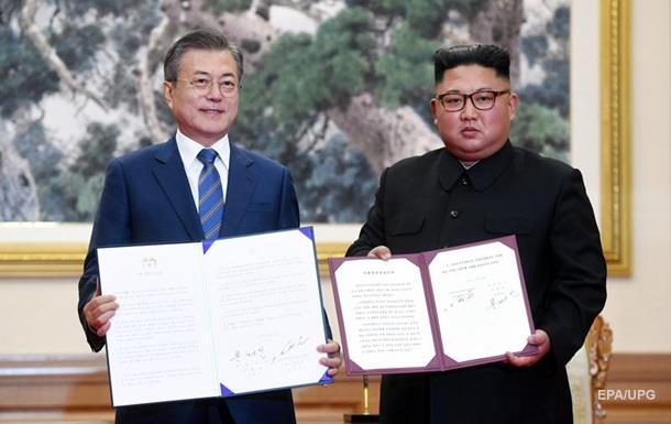 Трамп схвильований. Про що домовилися лідери Корей