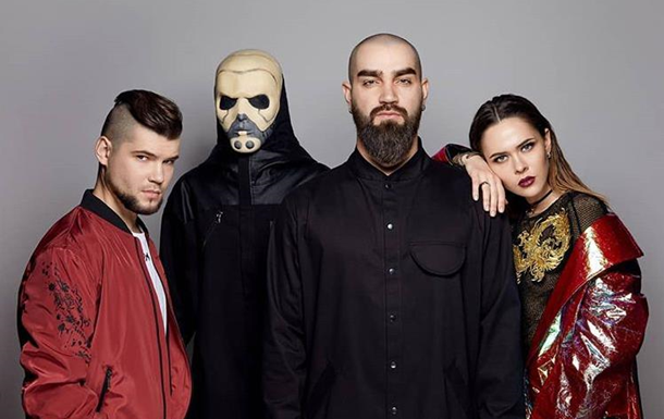 Группа The Hardkiss выпустила новый альбом «Залізна ластівка»