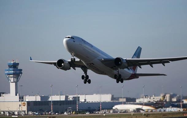 Lufthansa передумала заводить в Украину лоукостера Eurowings