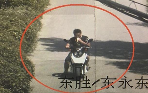 В Китае вора вычислили по украденному банану