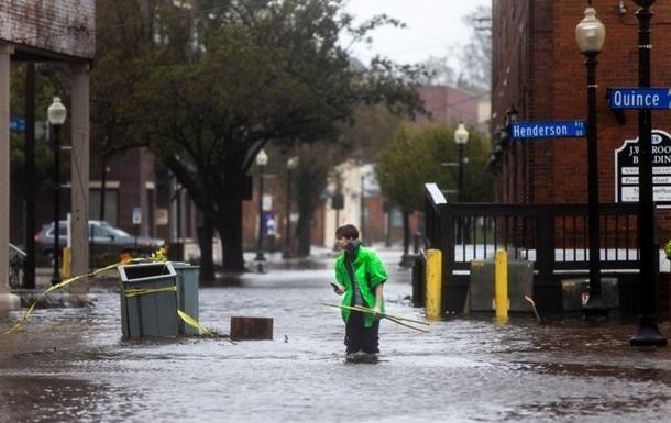 В США растет число жертв урагана Флоренс