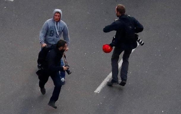 У Німеччині почастішали напади на журналістів