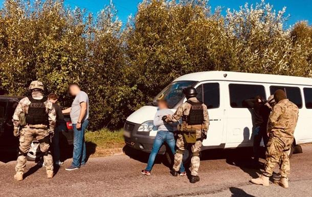 У Чернігівській області затримано сімох  кримінальних авторитетів