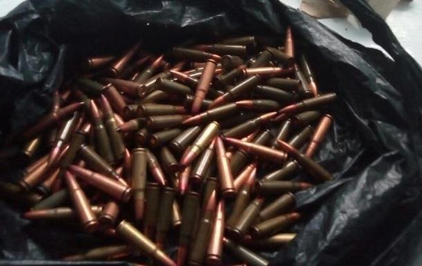 У жителя Вінницької області вилучили тисячі патронів