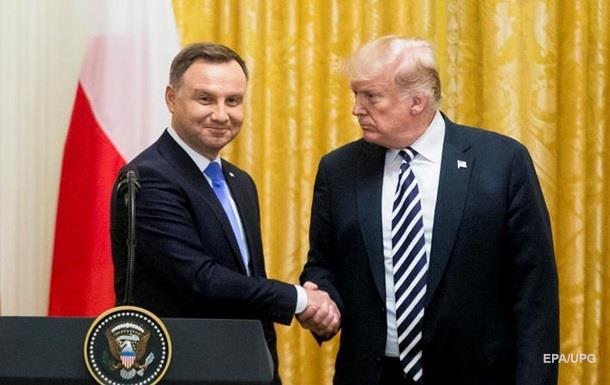 Форт Трамп. Чи з явиться в Польщі база військ США