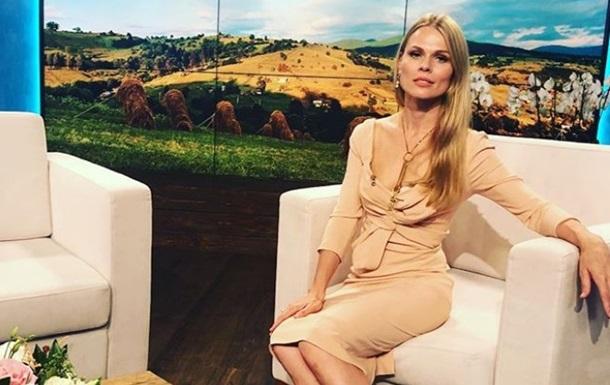 Ольга Фреймут травмувалася на зйомках шоу