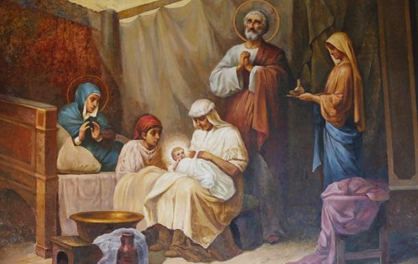 Рождество Пресвятой Богородицы 2018