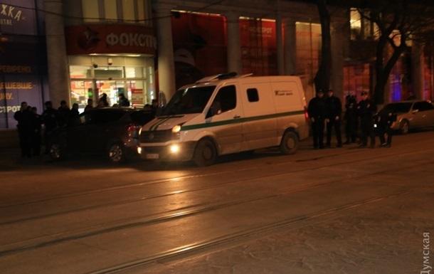 В Одесі скоєно напад на інкасаторів