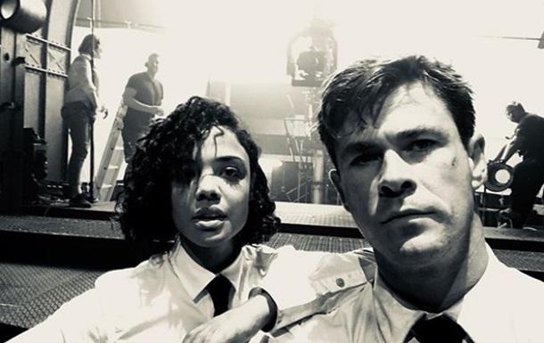 Люди в черном: актеры опубликовали первое фото со съемок