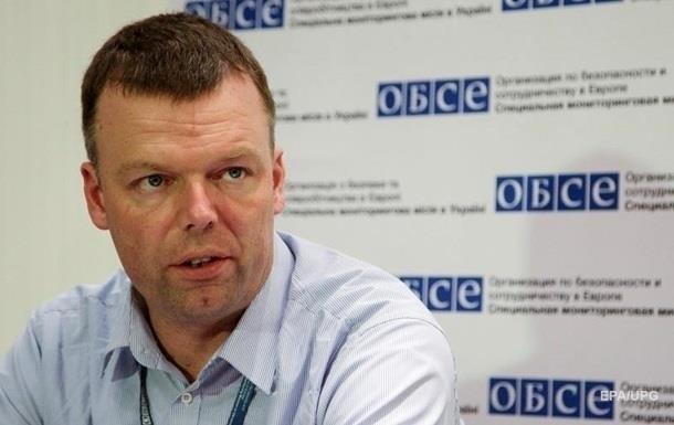 У розведенні сил на Донбасі регрес - ОБСЄ