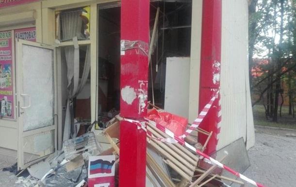 Вибух у Донецьку: зросла кількість постраждалих