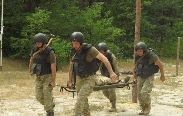 На Донбасі за день поранені двоє українських військових