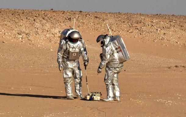 Учені випробували в пустелі детектор для пошуку води на Марсі