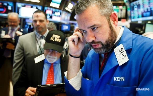 Американські біржі закрилися переважно в мінусі