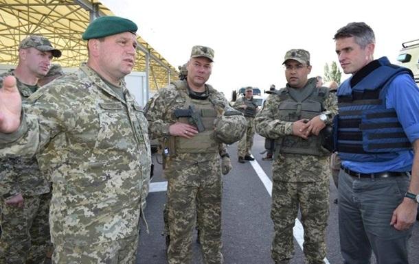 Великобритания отправит в Украину морскую пехоту