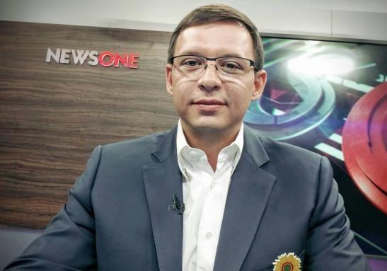 Украинцы о Мураеве и что делать с каналом NEWSONE. Видеосоцопросы в Киеве