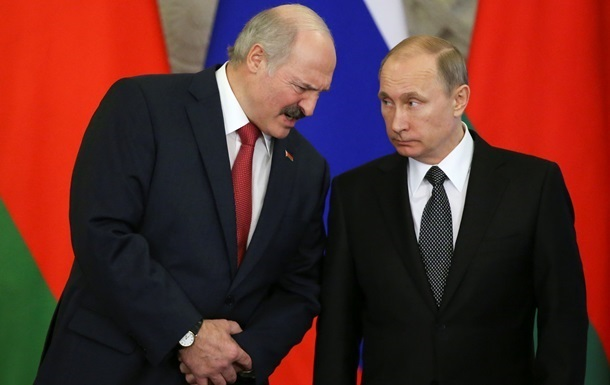 Лукашенко і Путін обговорили українську тематику